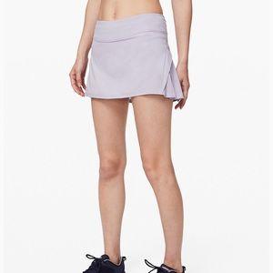 "🍋 NWT lululemon play off the pleats skirt 13"""